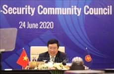 ASEAN : discussions de mesures pour renforcer la coopération politique et de sécurité