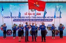 Hanoï : Des activités de volontariat pour la communauté