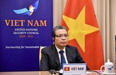 Le Vietnam appelle à relancer le processus de paix au Moyen-Orient