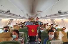 Des ressortissants vietnamiens rapatriés de Malaisie et d'Afrique