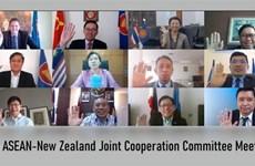 L'ASEAN et la Nouvelle-Zélande s'engagent à renforcer leur partenariat stratégique