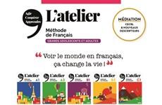 """Bienvenue dans """"L'Atelier"""" des Éditions Didier FLE"""