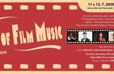 Concert de musique de film prévu en juillet à Ho Chi Minh-Ville