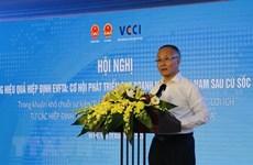 L'EVFTA va donner un nouvel élan aux entreprises
