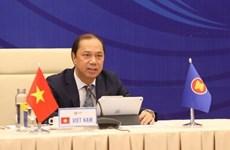 De hauts officiels aséniens et chinois tiennent leur 26e consultation