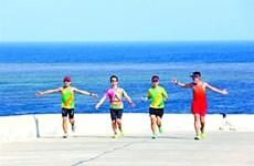 Quang Ngai : le 61e marathon national 2020 attendu à l'île de Ly Son