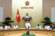 Le PM préside une réunion sur l'édification institutionnelle