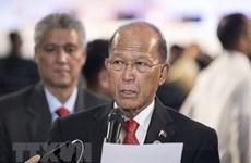 Les Philippines préoccupées par les exercices militaires chinois en Mer Orientale