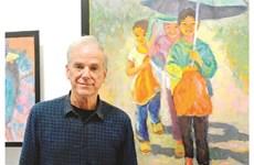 Le peintre américain Dan Hambleton sublime le Vietnam