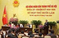 Le Conseil populaire de Hanoï discute des mesures pour la relance économique
