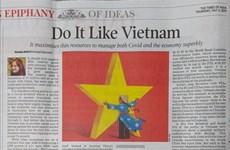 Le Vietnam, un phénomène dans la lutte contre les épidémies et la croissance économique
