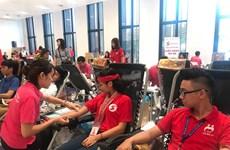 Itinéraire rouge 2020: près de 10.000 unités de sang collectées