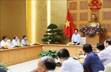 La réunion intersectorielle sur l'intégration internationale
