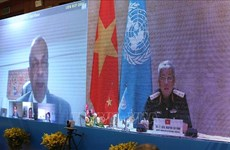 L'ONU exhorte le Vietnam à élever le niveau de préparation de ses sapeurs
