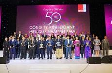Vietjet figure parmi les trois entreprises les plus rentables en Bourse