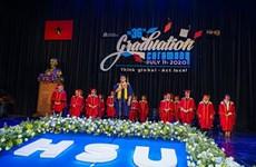 L'université Hoa Sen délivre ses premiers diplômes sur la blockchain