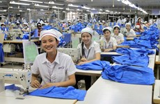 Textile: le Vietnam sera l'un des plus grands gagnants, selon Fitch Solutions
