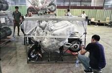 Le fabricant vietnamien Pega exporte des motos électriques à Cuba pour 3 millions de dollars