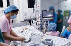 Ho Chi Minh-Ville: opération de séparation réussie des sœurs siamoises