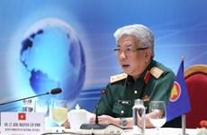 COVID-19: Les centres de maintien de la paix de l'ASEAN cherchent à renforcer les liens