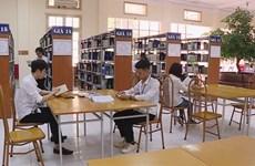 Centre d'information et bibliothécaire Luong Dinh Cua
