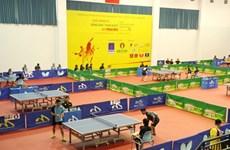 De nombreuses nouveautés au championnat national de tennis de table