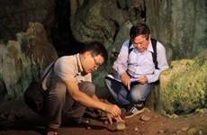 Dans le parc national de Ba Bê, des traces de vie préhistorique