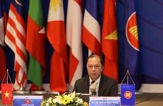 Le Vietnam élabore la stratégie de développement de l'ASEAN avec vision 2025