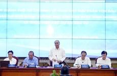 Ho Chi Minh-Ville exhortée à accélérer le décaissement des capitaux publics