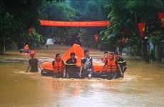 Le PM demande de régler les conséquences des crues à Ha Giang