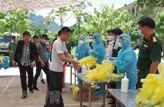 Le Vietnam détecte 12 nouveaux cas de COVID-19