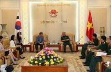 Le Vietnam souhaite plus de soutien sud-coréen à ses efforts de déminage