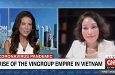 CNN : le vietnamien Vingroup déterminé à conquérir le marché américain