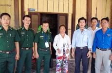 Kim Minh Duc, le soldat bienfaiteur des personnes démunies