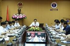COVID-19 : Le vice-PM Vu Duc Dam demande de poursuivre la vigilance