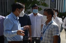 Da Nang et Hanoï resserrent des mesures de prévention et de lutte contre le COVID-19