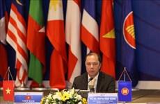 Le Vietnam va continuer à contribuer au développement de l'ASEAN