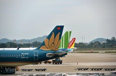 Arrêt des vols à destination/en provenance de Da Nang