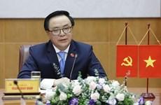 Vietnam-Chine : des responsables du Parti s'entretiennent au téléphone