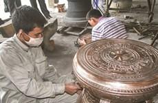 Thanh Hoa : les fondeurs de bronze de Trà Dông
