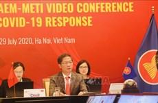 ASEAN et Japon approuvent un plan d'action sur la relance économique