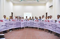 HelpAge International in Vietnam remporte le premier grand prix du HAPI