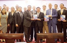 Le Livre blanc 2020 aide les entreprises européennes à mieux comprendre le Vietnam