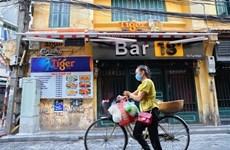 Hanoï ordonne la fermeture de bars, de salles de karaoké et d'étals en bordure de route