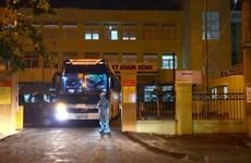 Le Vietnam confirme 12 autres cas d'infection au COVID-19 le 1er août au matin