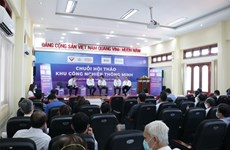 Les parcs industriels intelligents au menu des séminaires à Hô Chi Minh-Ville