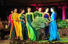 L'áo dài aspire à devenir patrimoine culturel immatériel