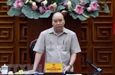 Le PM demande de prendre des mesures afin d'atteindre les objectifs socio-économiques
