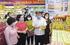 Assurer l'approvisionnement des produits de première nécessité