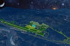 Pour la construction de l'aéroport de Sa Pa à Lao Cai